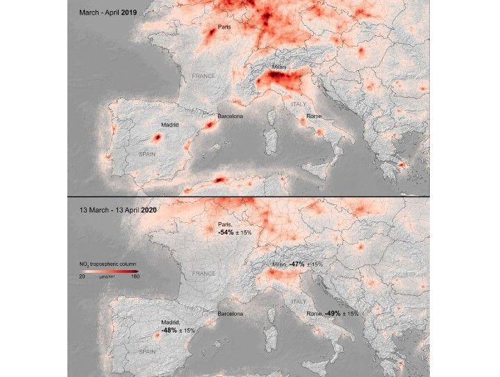 Air pollution Europe