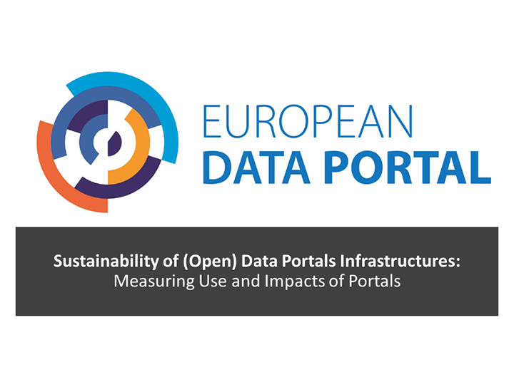 Sustainability of (Open) Data Portals Infrastructures reports pt. 1