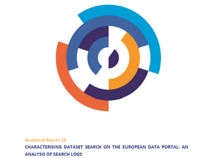 Analytical Report 18: Characterising Dataset Search on the European Data Portal