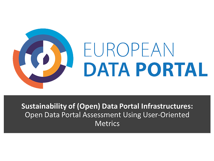 Sustainability of (Open) Data Portal Infrastruc-tures reports pt. 5