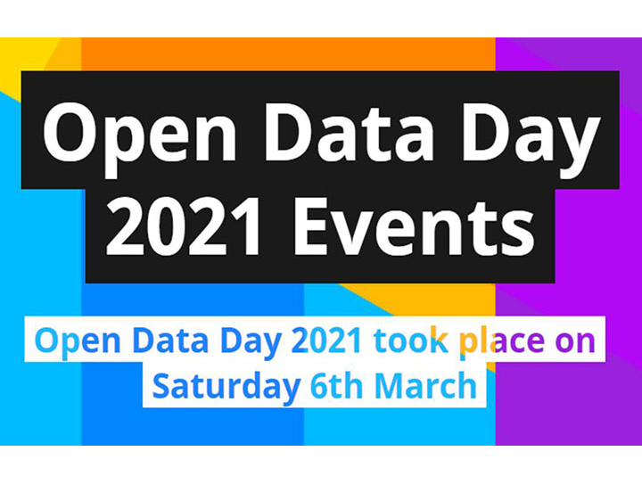 Open Data Day 2021!
