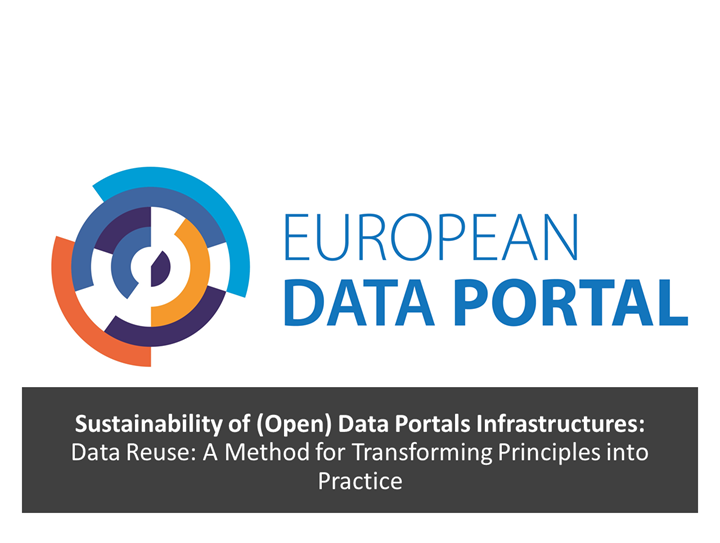 Sustainability of (Open) Data Portals Infrastructures reports pt. 3