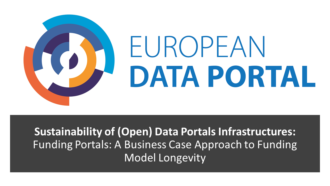 IMAGE (220x172px)	Sustainability of (Open) Data Portals Infrastructures reports pt. 4