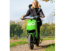 Go Sharing e-scooter rental system