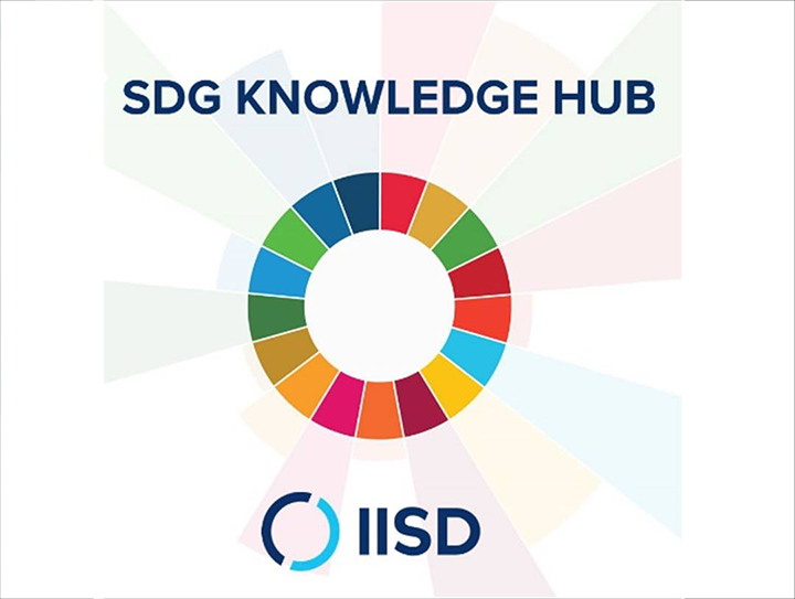 The SDG Knowledge Hub raises awareness about the benefits of open data