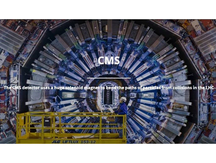 CERN releases new batch of data from a Large Hadron Collider experiment
