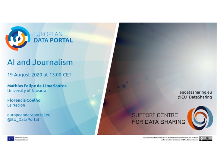 Data Talks: AI and Journalism