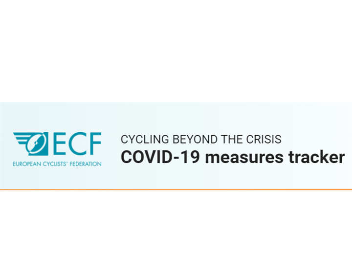European Cyclists' Federation created an interactive COVID-19 dashboard