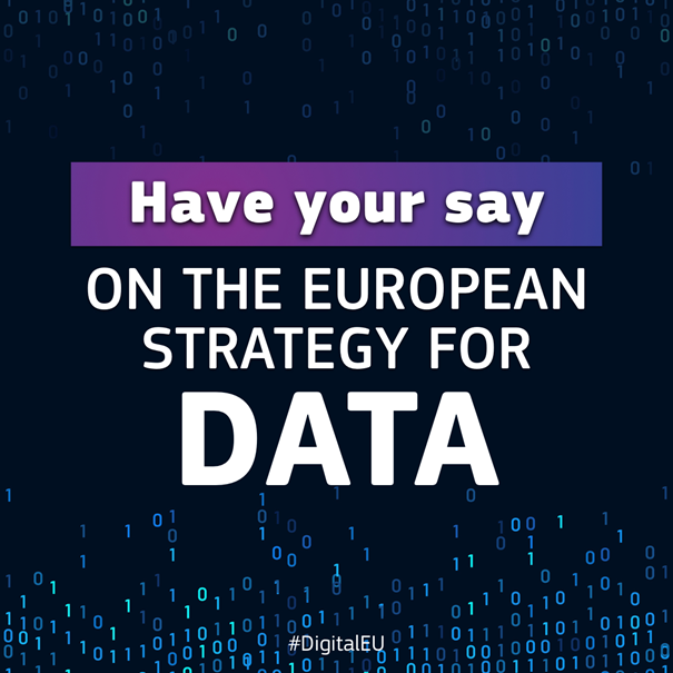 Online consultation - a European Strategy for Data