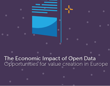 A new study on the economic impact of open data