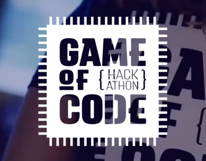 Save the Date: Game of Code logo